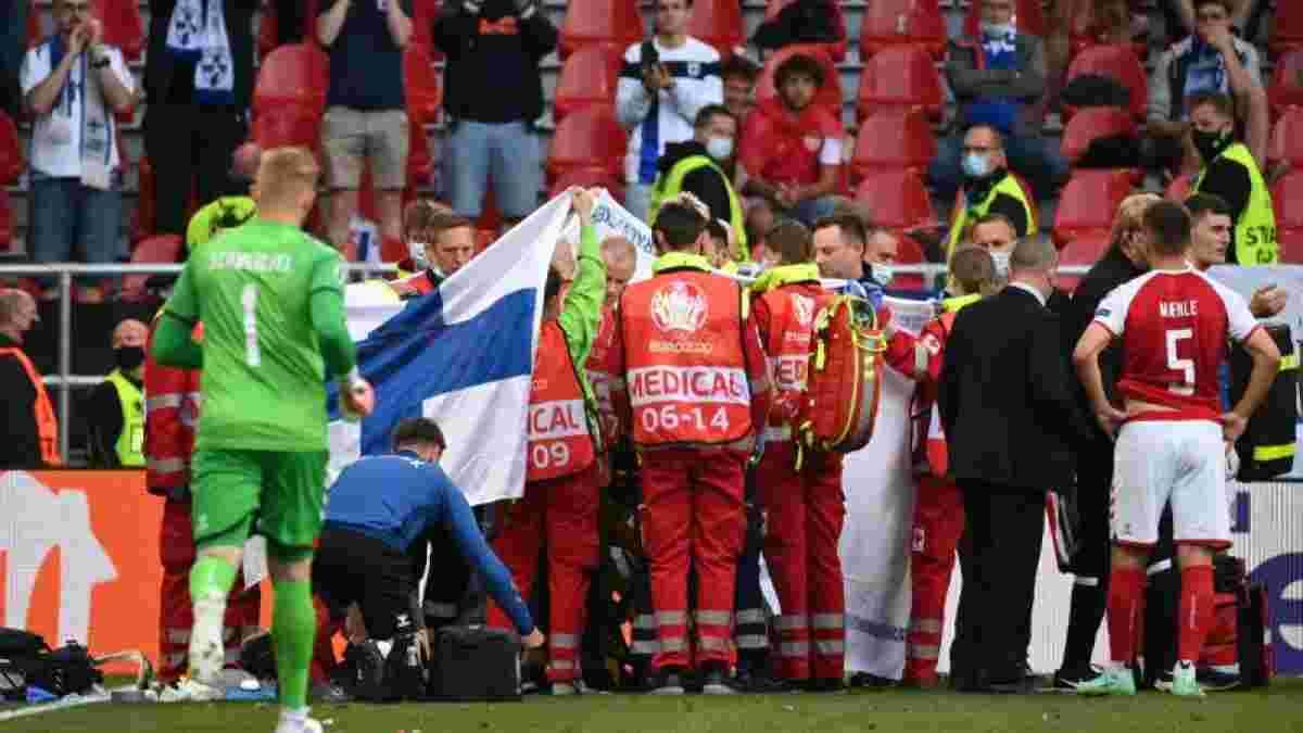 Лаудруп розкритикував УЄФА через поновлення матчу між Данією та Фінляндією після інциденту з Еріксеном