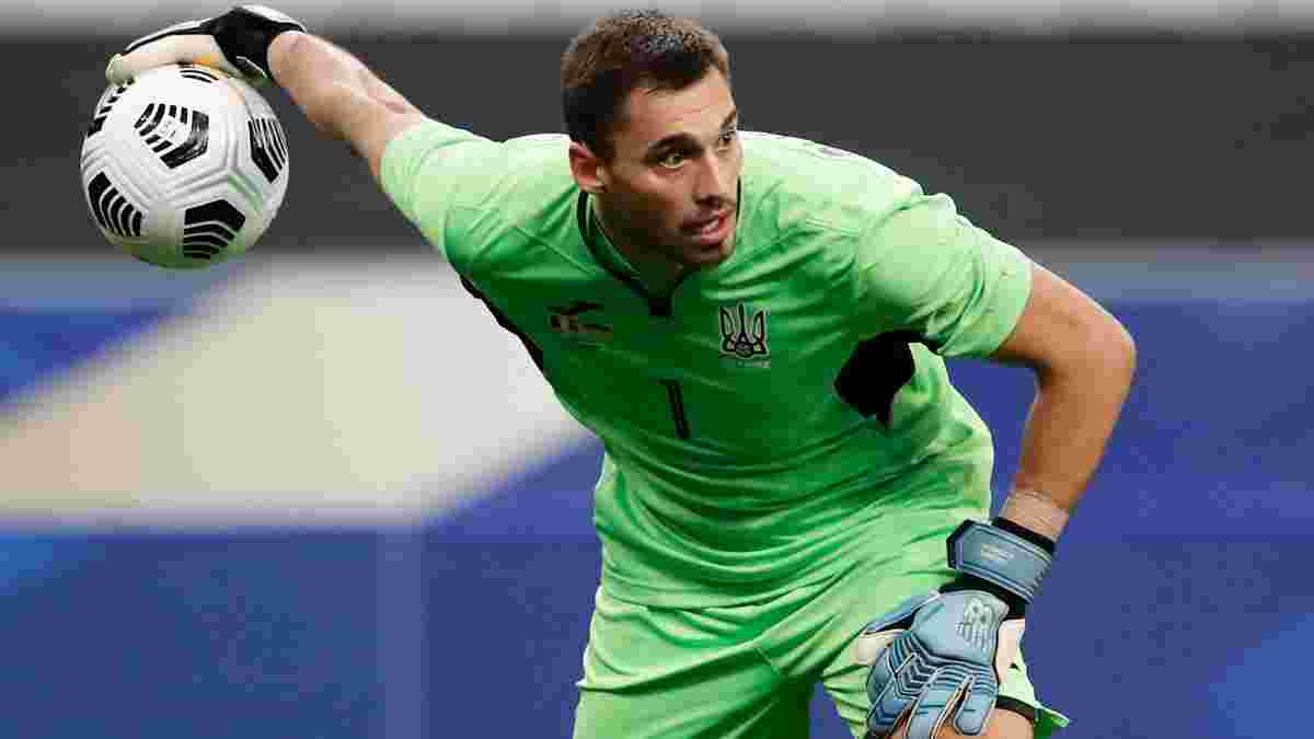 Бущан сделал амбициозное заявление перед стартом сборной Украины на чемпионате Европы