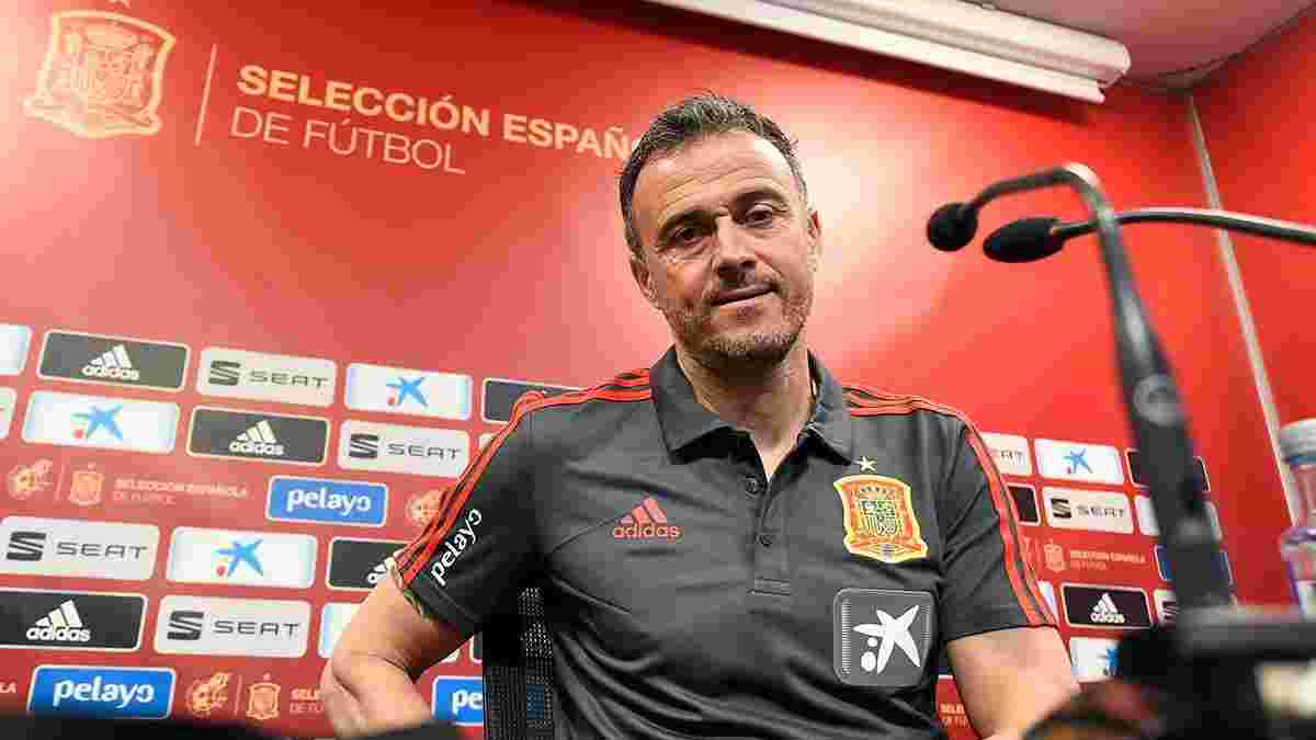 Луис Энрике назвал фаворита Евро-2020 – это не сборная Испании