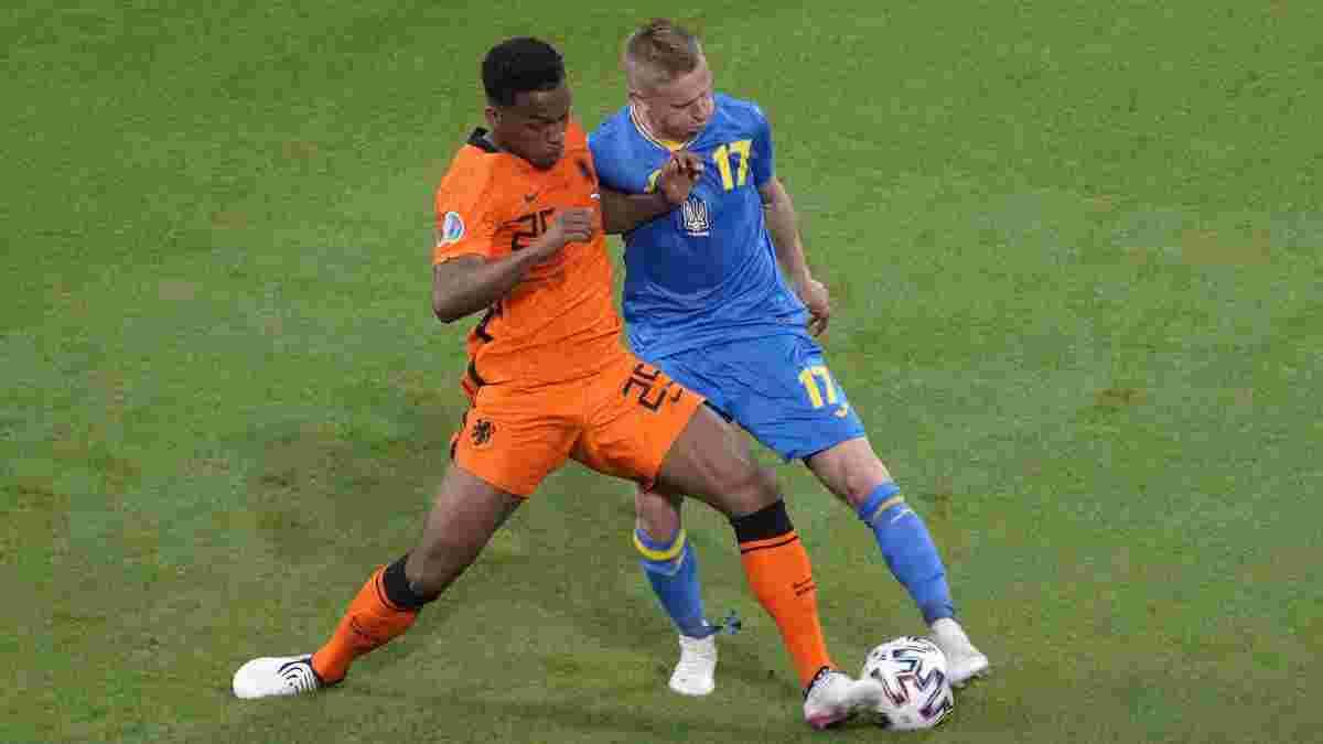 """Нідерланди – Україна: Зінченко розповів, що допомогло """"синьо-жовтим"""" переламати хід поєдинку"""