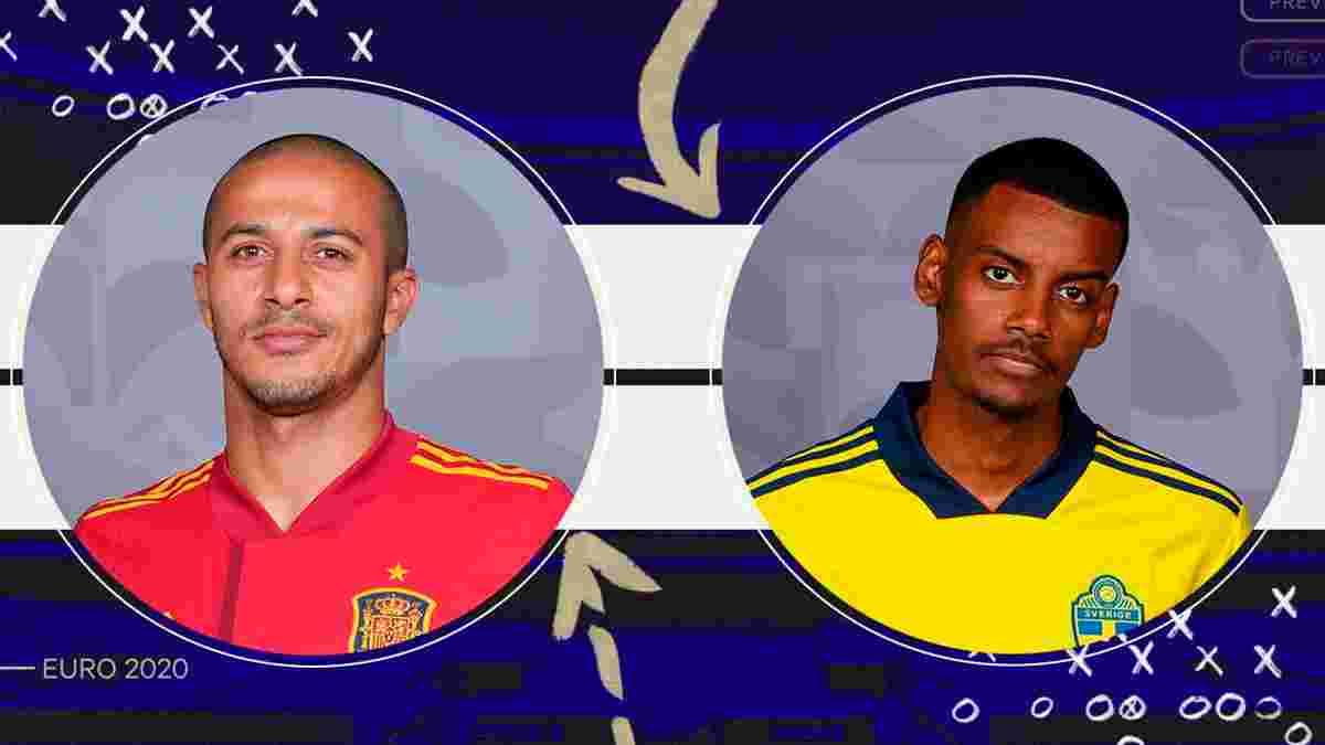 Испания – Швеция: анонс матча Евро-2020