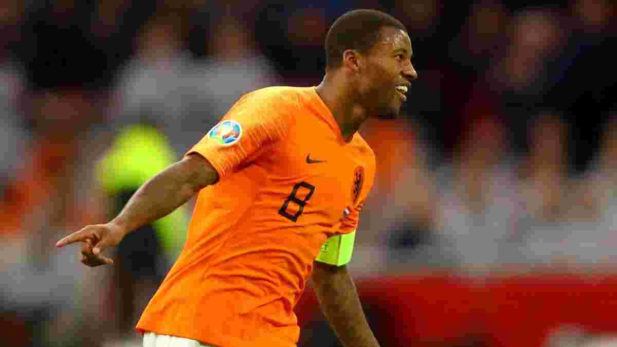 Нідерланди – Україна:  InStat визначив найкращого гравця матчу Євро-2020
