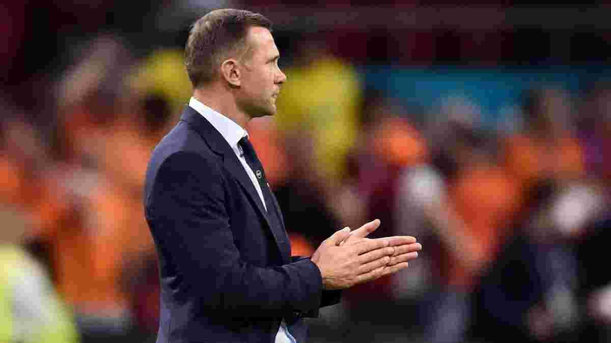 Шевченко після поразки від Нідерландів знайшов, за що похвалити гравців збірної України