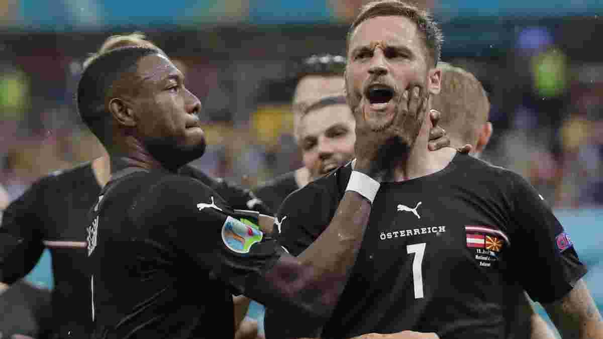Арнаутович получил на орехи от Алабы за дикое празднование гола в ворота Северной Македонии