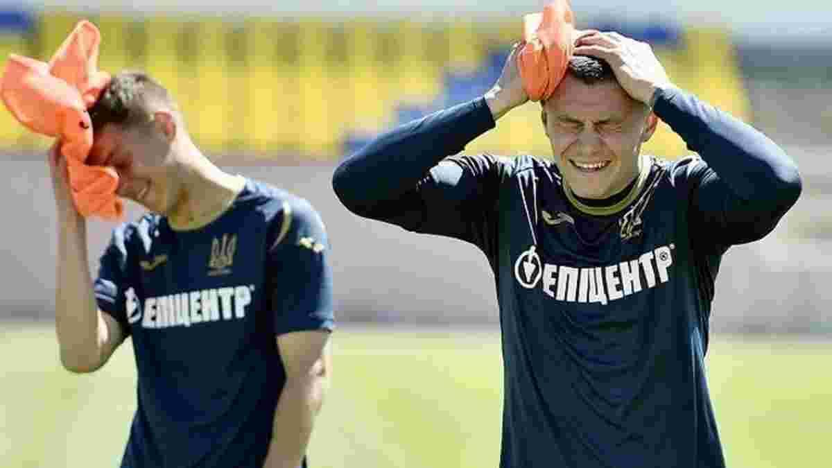 Зубков не поможет сборной Украины в следующих матчах против Северной Македонии и Австрии, – Цыганык