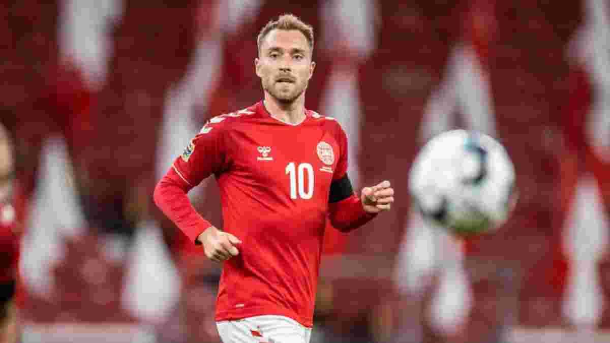 Еріксен незабаром може бути виписаний з лікарні – зірка хоче допомогти збірній Данії у другому турі Євро