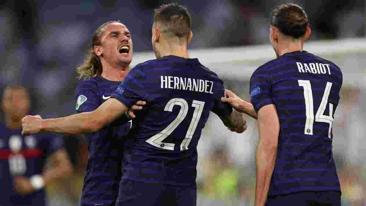 Франція – Німеччина: прагматичні чемпіони світу стерли прісну Бундестім, Погба – чиста магія, вирок Льову і парадокс xG