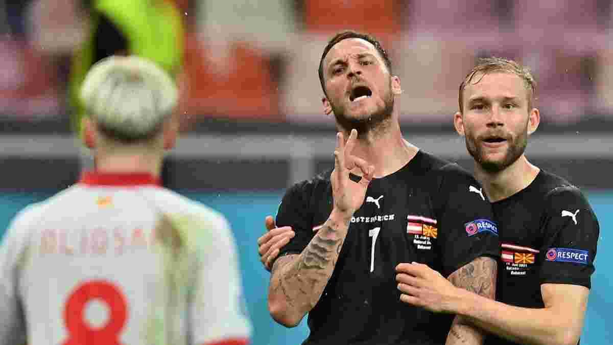 Північна Македонія вимагає від УЄФА покарати Арнаутовіча – форвард міг дозволити собі расистські образи
