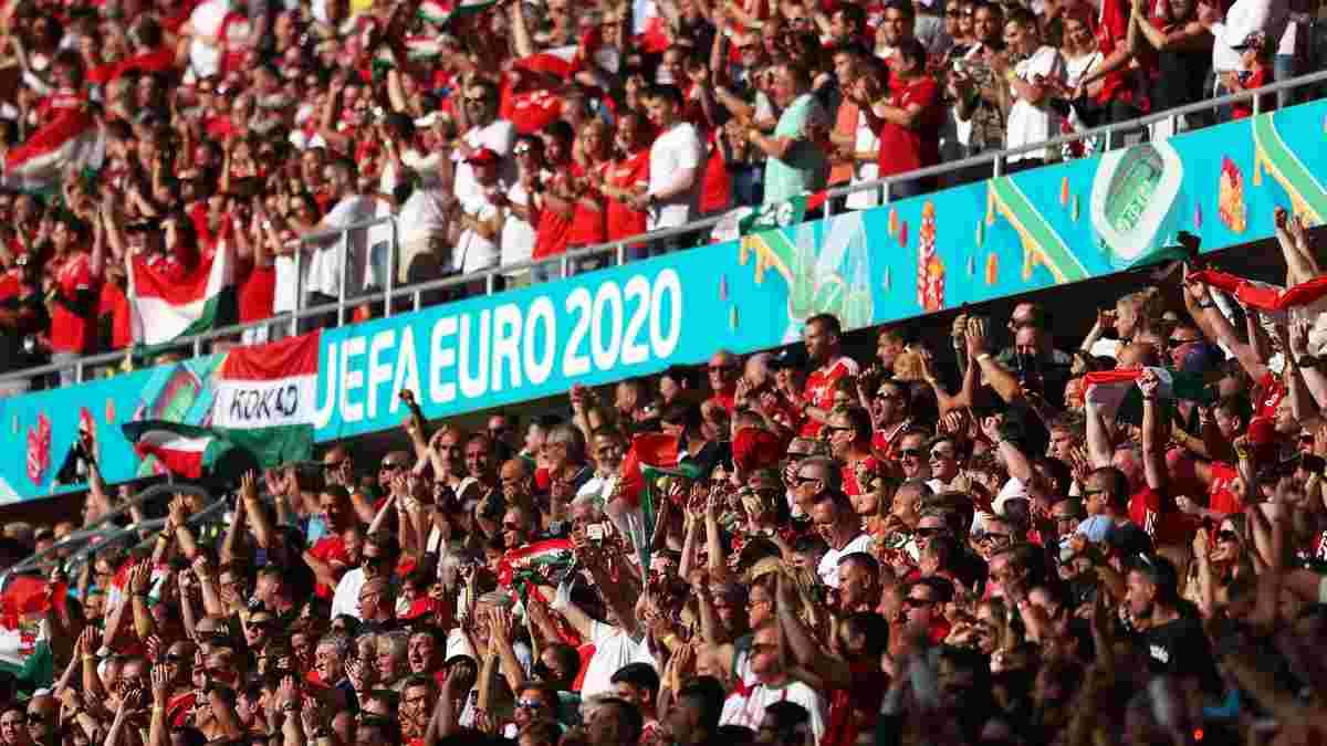 Венгрия – Португалия: фанаты полностью заполонили трибуны – кадры, по которым скучали больше года