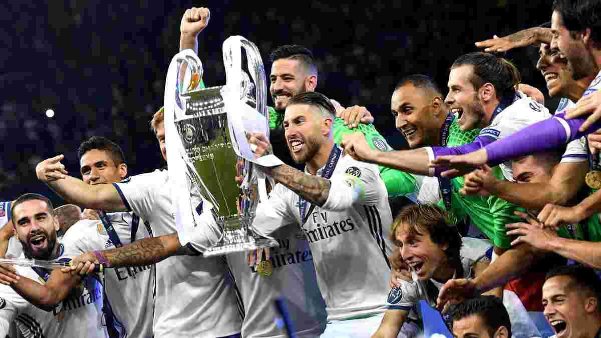 УЕФА допустит Реал, Ювентус и Барселону к Лиге чемпионов