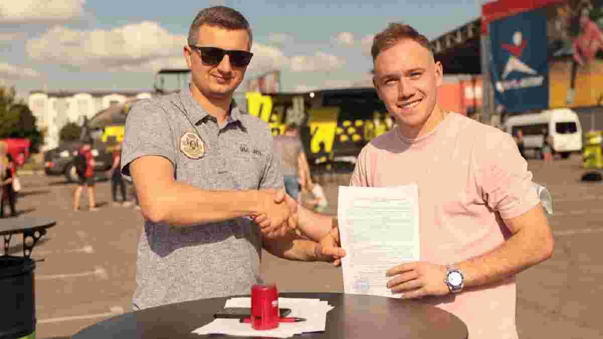 Кльоц вернулся в Украину – экс-игрока Карпат приютил новичок УПЛ