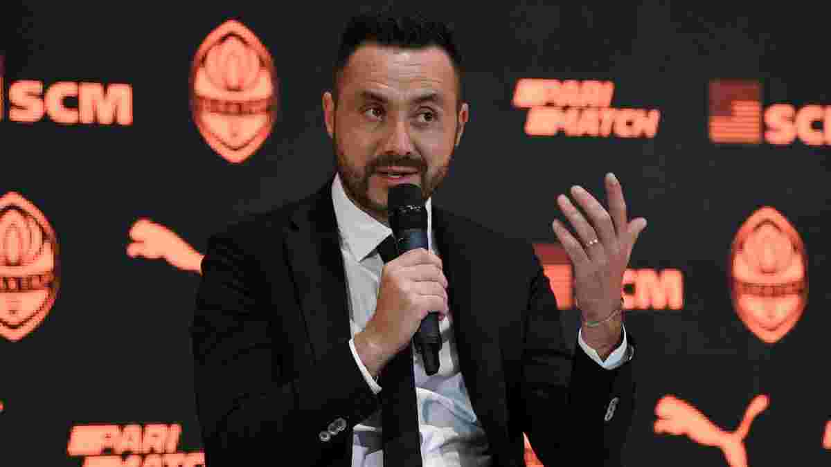 Де Дзерби выделил двух талантов Шахтера, которых хочет видеть в первой команде
