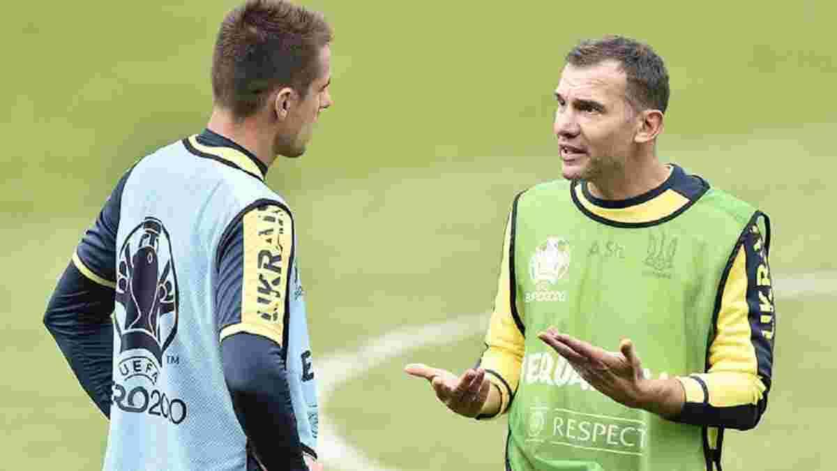 Шевченко розсекретив особливий план на матч проти Північної Македонії