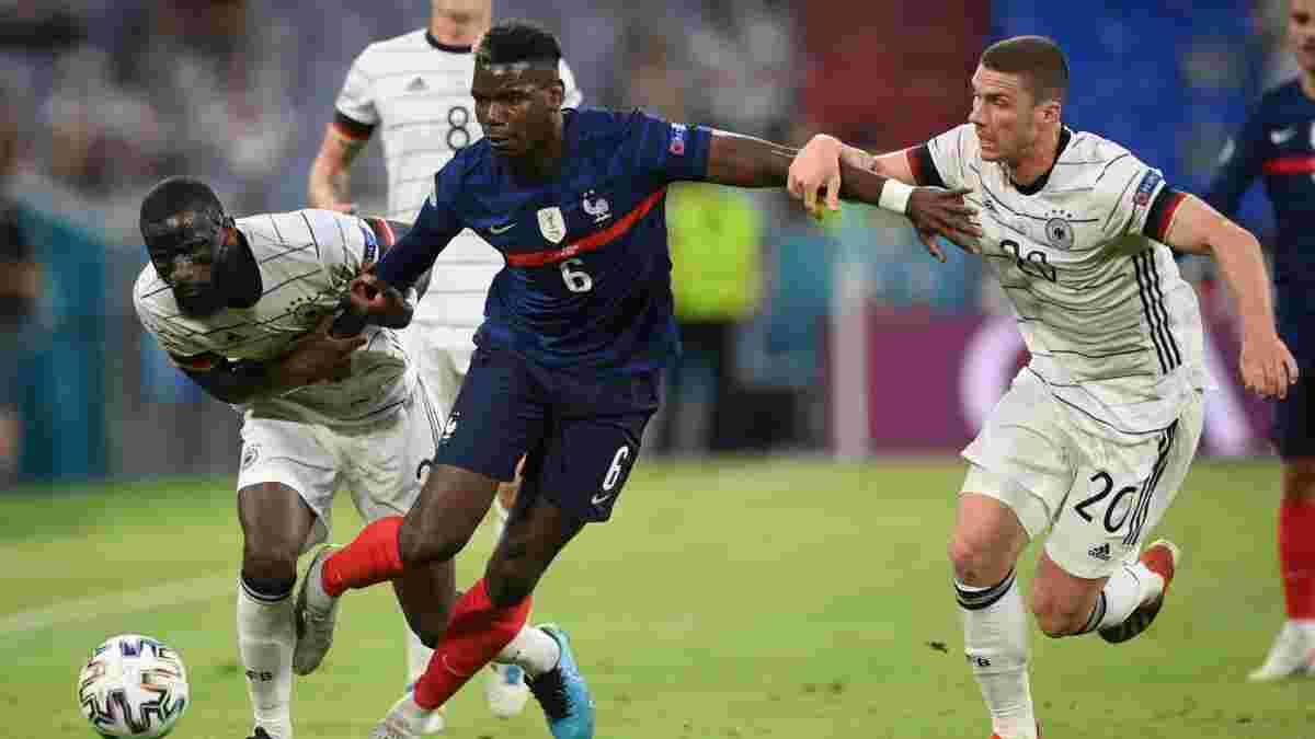 Погба вишуканим пасом розпочав гольову атаку Франції – момент дня на Євро-2020