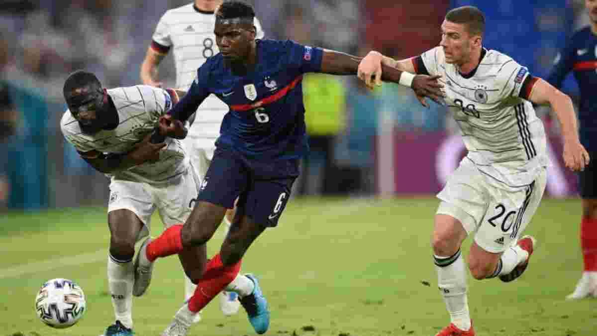 """Погба повторив витівку Роналду на прес-конференції – """"постраждав"""" ще один спонсор УЄФА"""