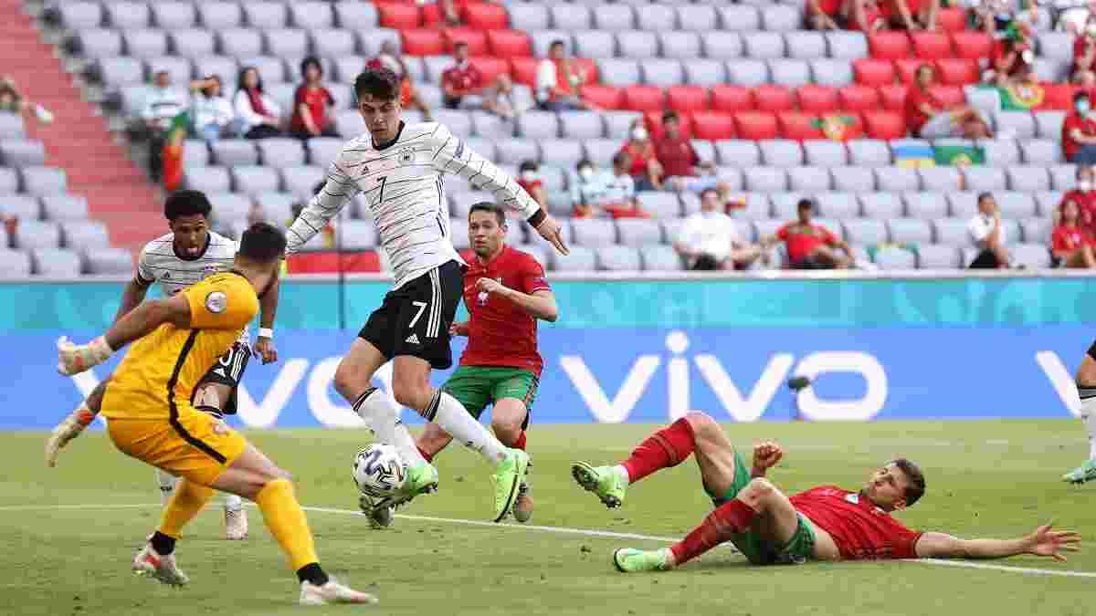 Португалія – Німеччина – 2:4 – відео голів і огляд матчу