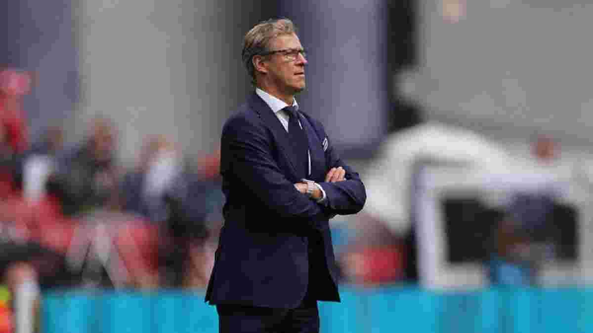 """""""Цікаво, що б зробила Росія, якби наш гол зарахували"""": тренер Фінляндії не здивований рівнем команди Черчесова"""