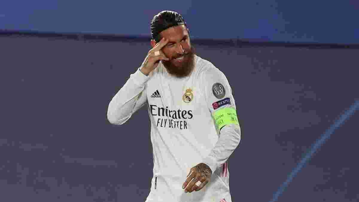 Реал офіційно анонсував відхід Рамоса після 16 років у клубі