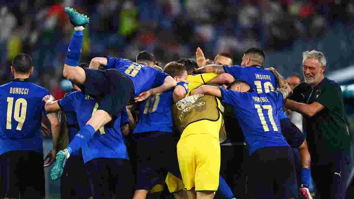 """Головні новини футболу 16 червня: Італія першою вийшла в плей-офф Євро, Серхіо Рамос покине Реал, """"повернення"""" Металіста"""