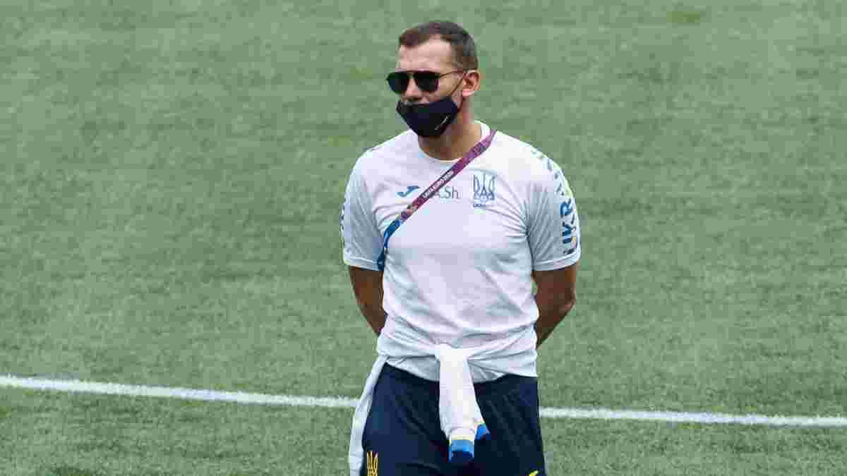 Шевченко міг очолити збірну України ще після домашнього Євро-2012