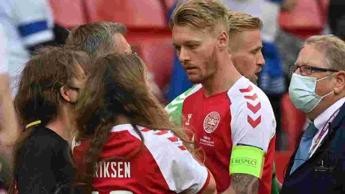 """""""Будемо битись за Еріксена і всю Данію"""": К'яер налаштовує партнерів на матч життя проти Бельгії"""