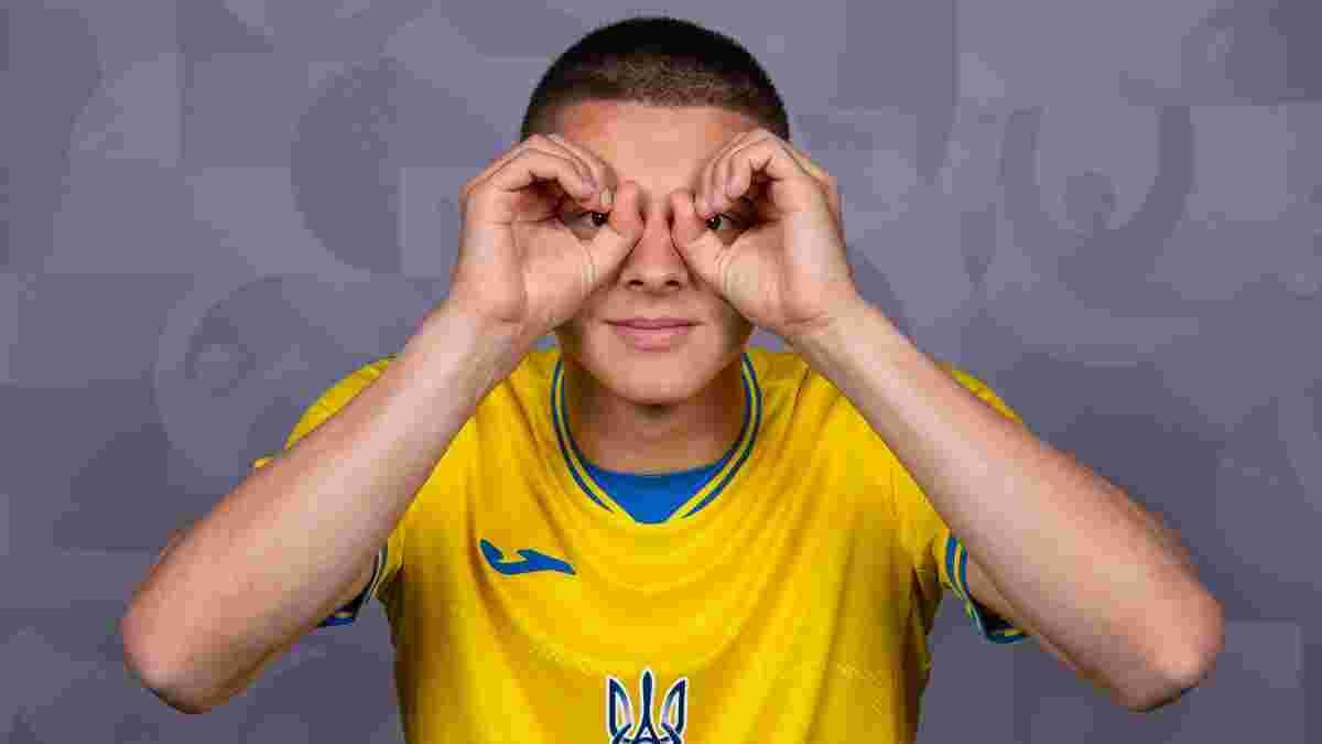 """Миколенко – о своей реакции на интерес иностранных клубов: В голове крутились мысли: """"Милан, Милан..."""""""