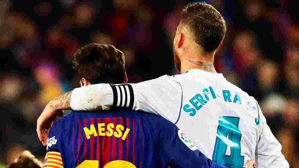 Рамос обирає собі новий клуб – екс-капітан Реала відреагував на чутки про Севілью та Барселону