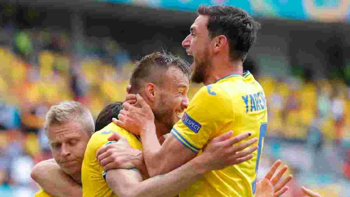 Украина – Северная Македония: УЕФА определил лучшего игрока матча