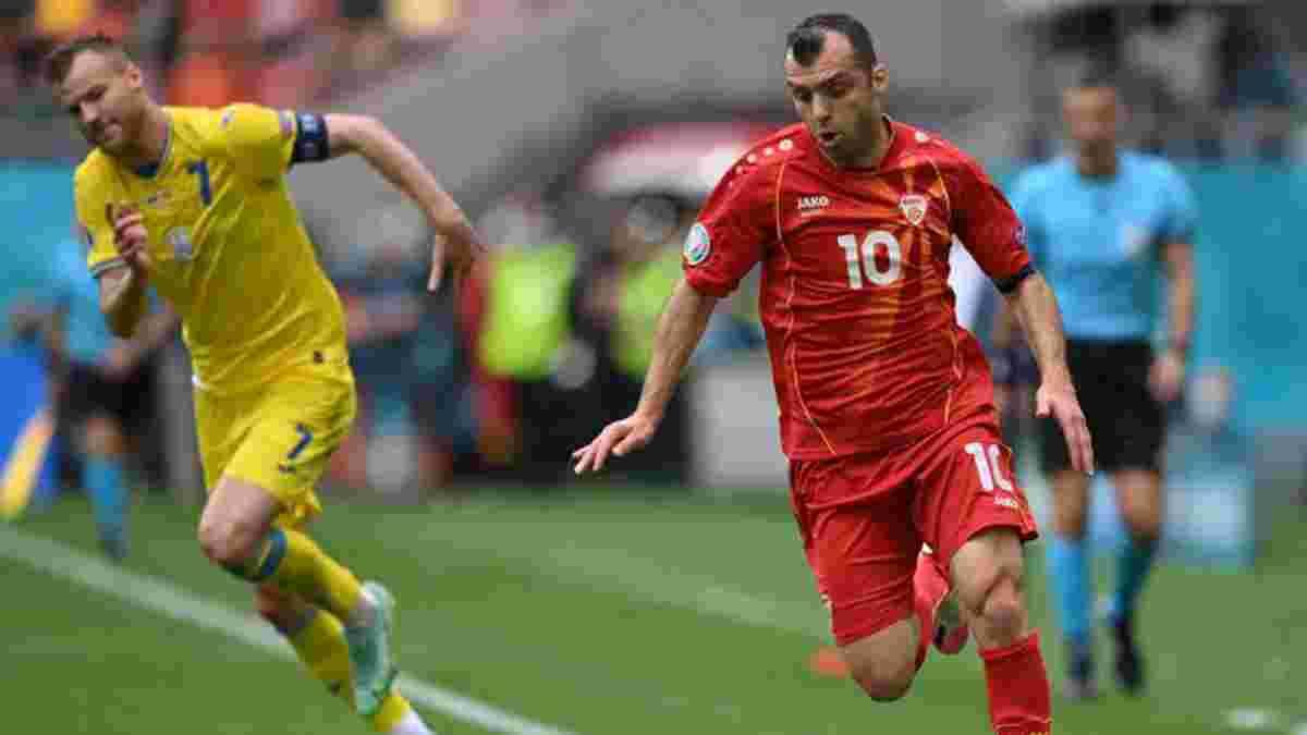 Украина – Северная Македония: лидер гостей выделил преимущество над командой Шевченко