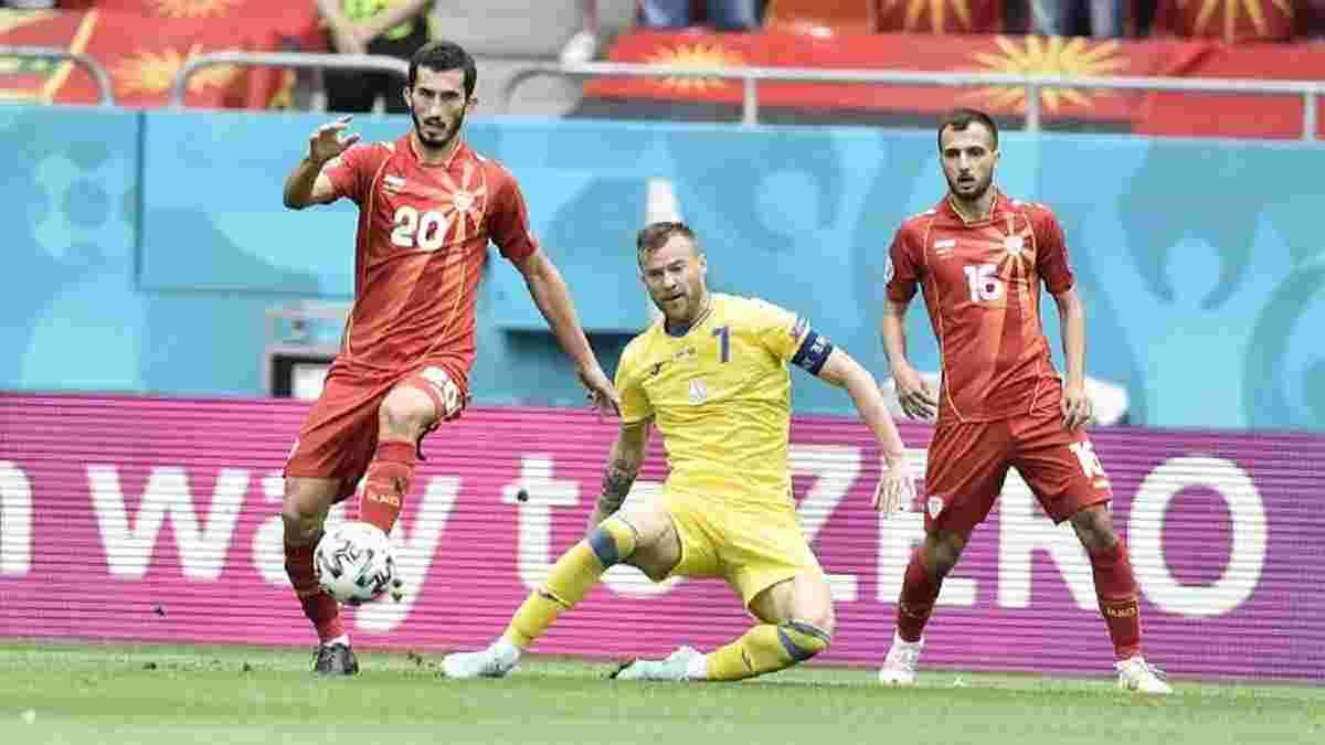 Україна – Північна Македонія: Сабо має претензії до команди Шевченка