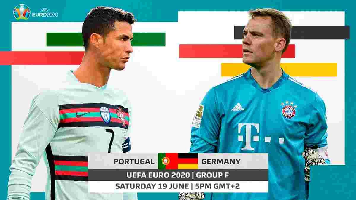 Португалия – Германия: анонс матча Евро-2020