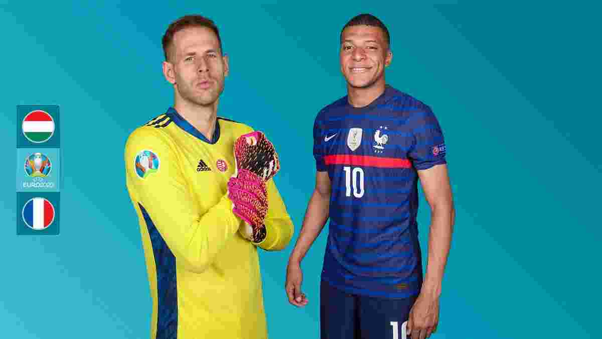 Угорщина – Франція: анонс матчу Євро-2020