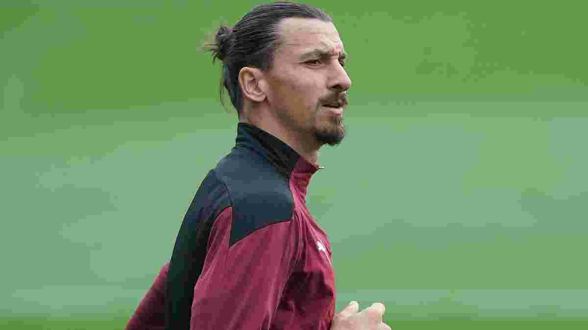 Ибрагимович был успешно прооперирован – Милан потерял свою звезду на длительный срок