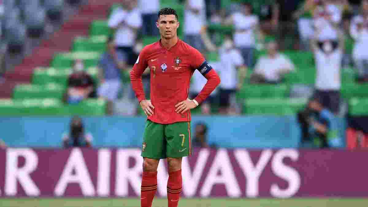 Роналду повторив феноменальний рекорд Клозе на чемпіонатах Європи та світу