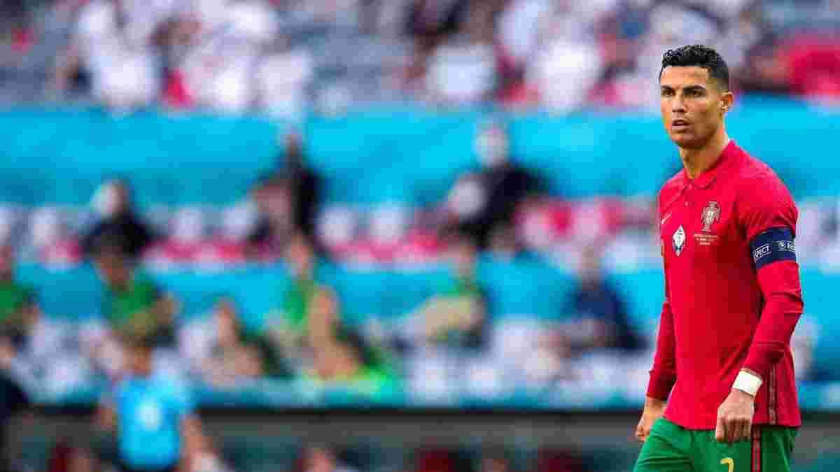 Роналду эффектным пасом пяткой оставил в дураках Рюдигера – момент дня на Евро-2020