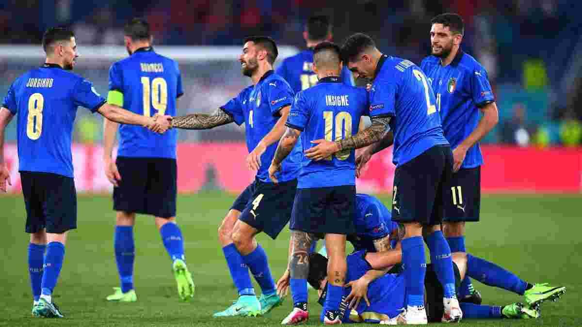 Угорщина сенсаційно зупинила Францію, Італія мчить до рекорду, Німеччина розібралася з Португалією (відео)