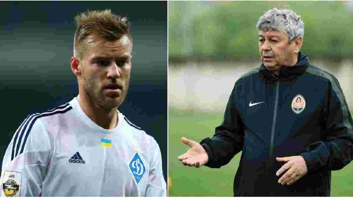 Ярмоленко: Я як уболівальник Динаморадий, що Луческу очолив команду