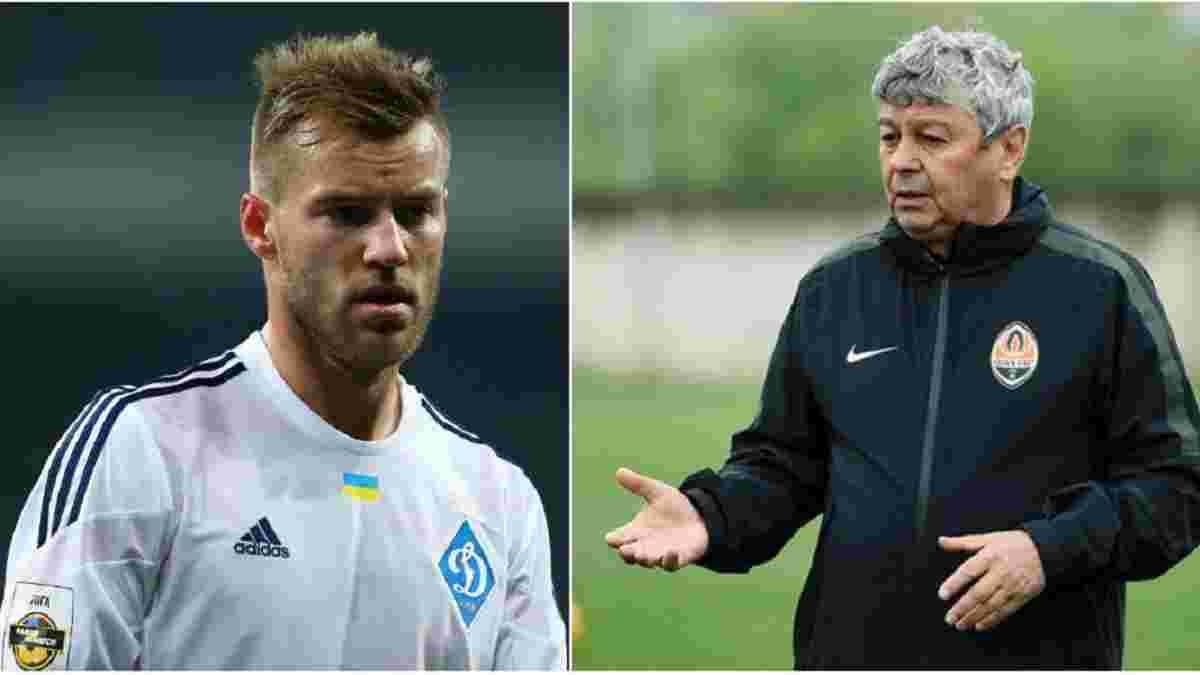 Ярмоленко: Я как болельщик Динамо рад, что Луческу возглавил команду