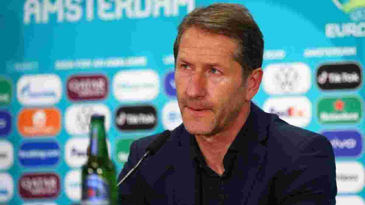 Наставник Австрии угрожает сборной Украины перед решающим матчем Евро-2020