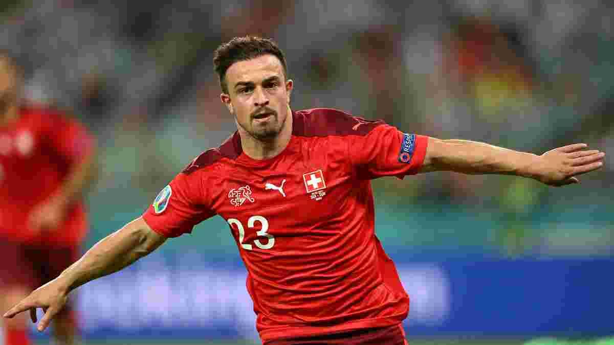 Швейцария победила Турцию и стала третьей в группе: позорный крах турок, Цубер входит в историю, а Шакири – легенда