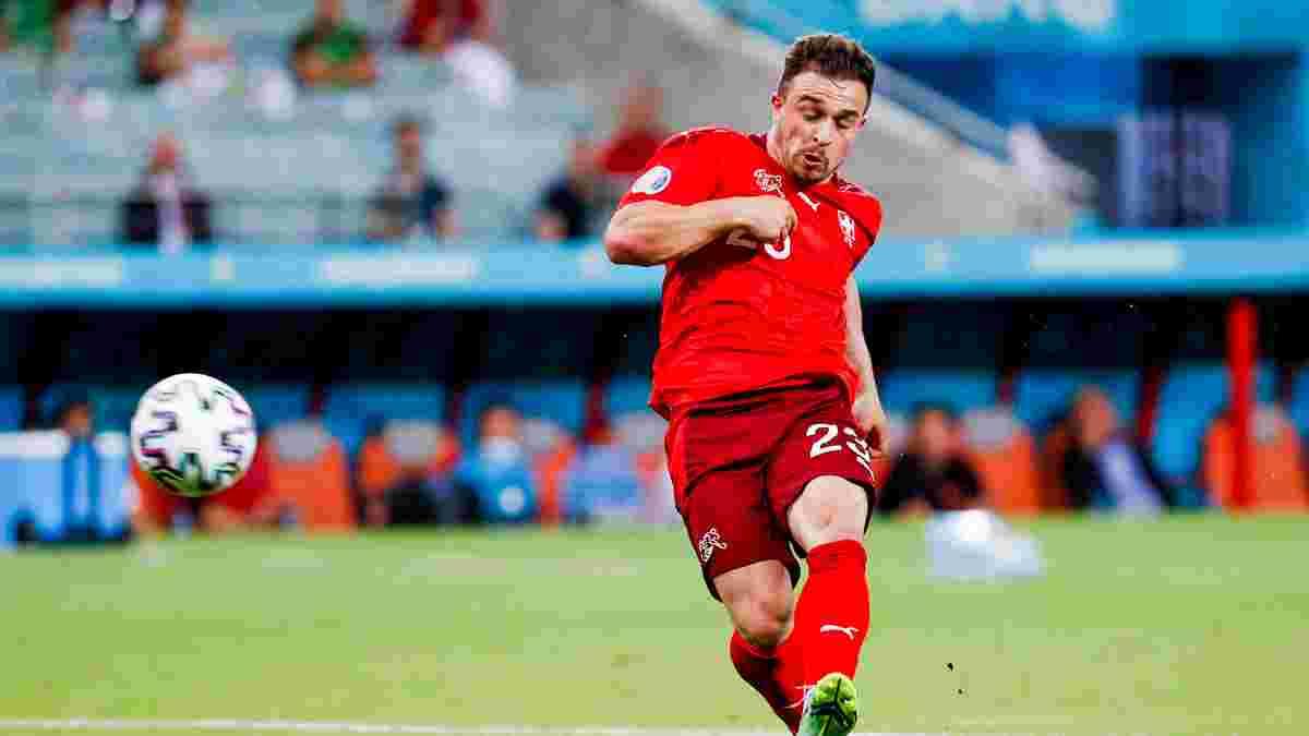 Дубль хавбека Ліверпуля у відеоогляді матчу Швейцарія – Туреччина – 3:1