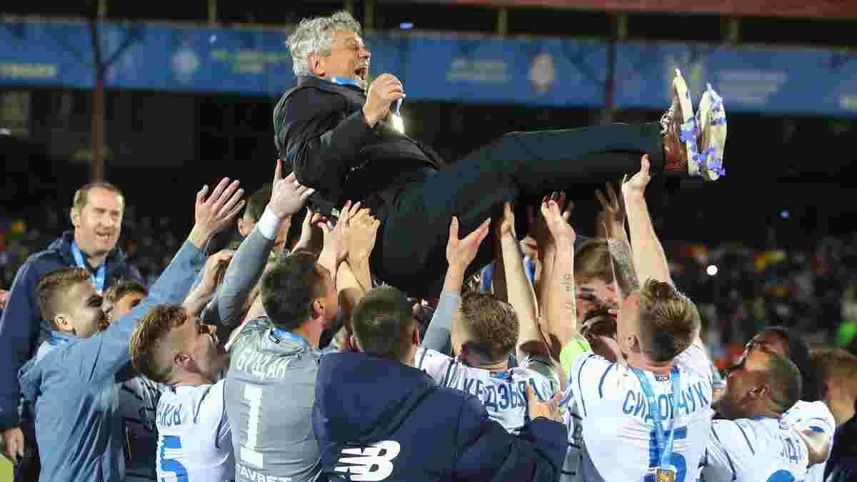 Динамо назвало суперників на літніх зборах – на Луческу і Ко чекають команди з топ-чемпіонатів