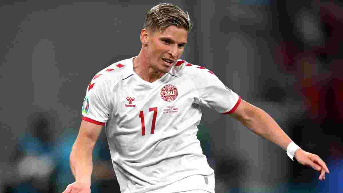 Еріксен привітав збірну Данії з перемогою над Росією і виходом у плей-офф Євро-2020