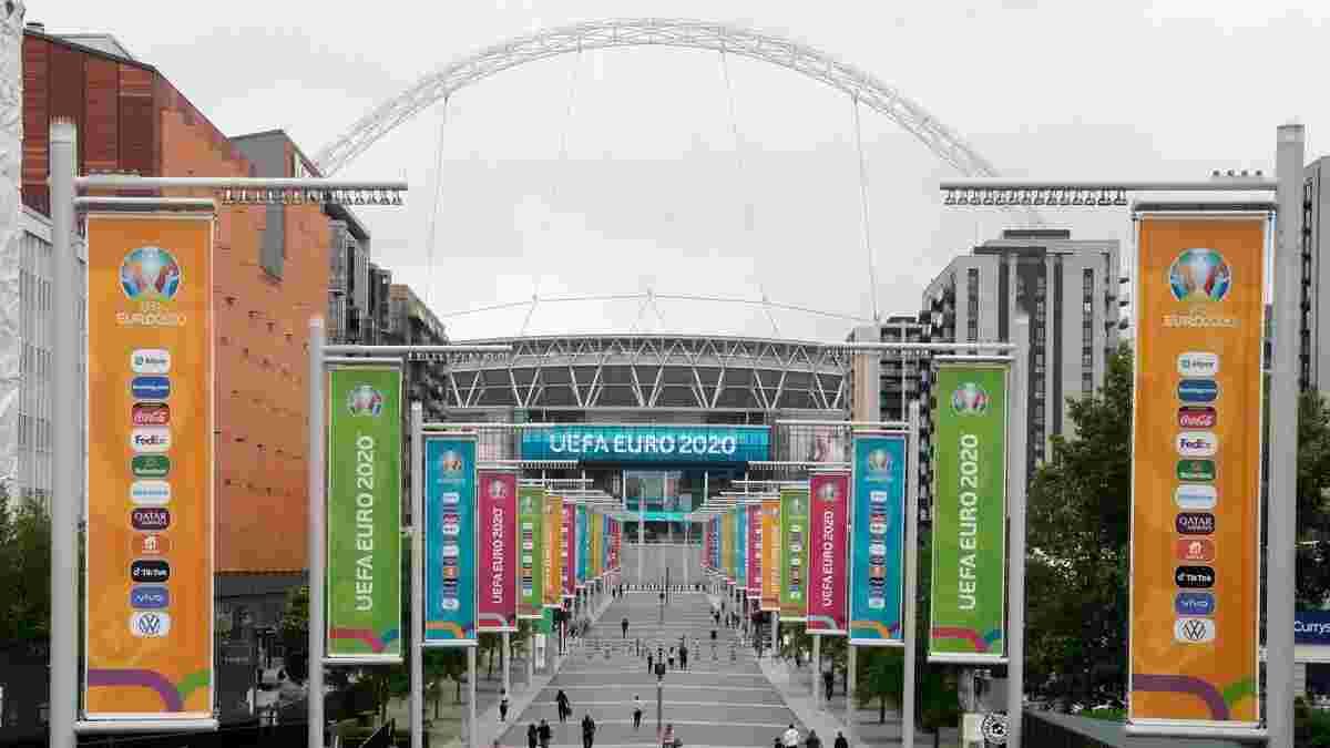 УЄФА відреагував на заклики забрати у Лондона матчі Євро-2020