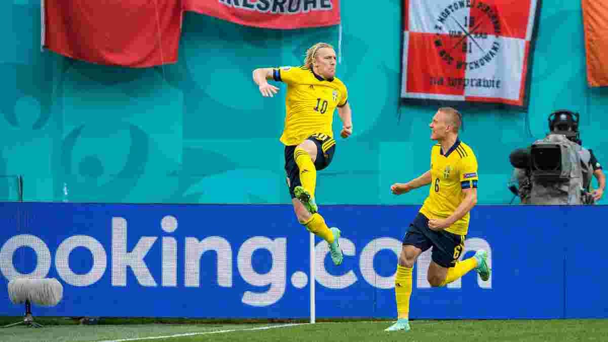 Швеция – Польша – 3:2 – видео голов и обзор матча