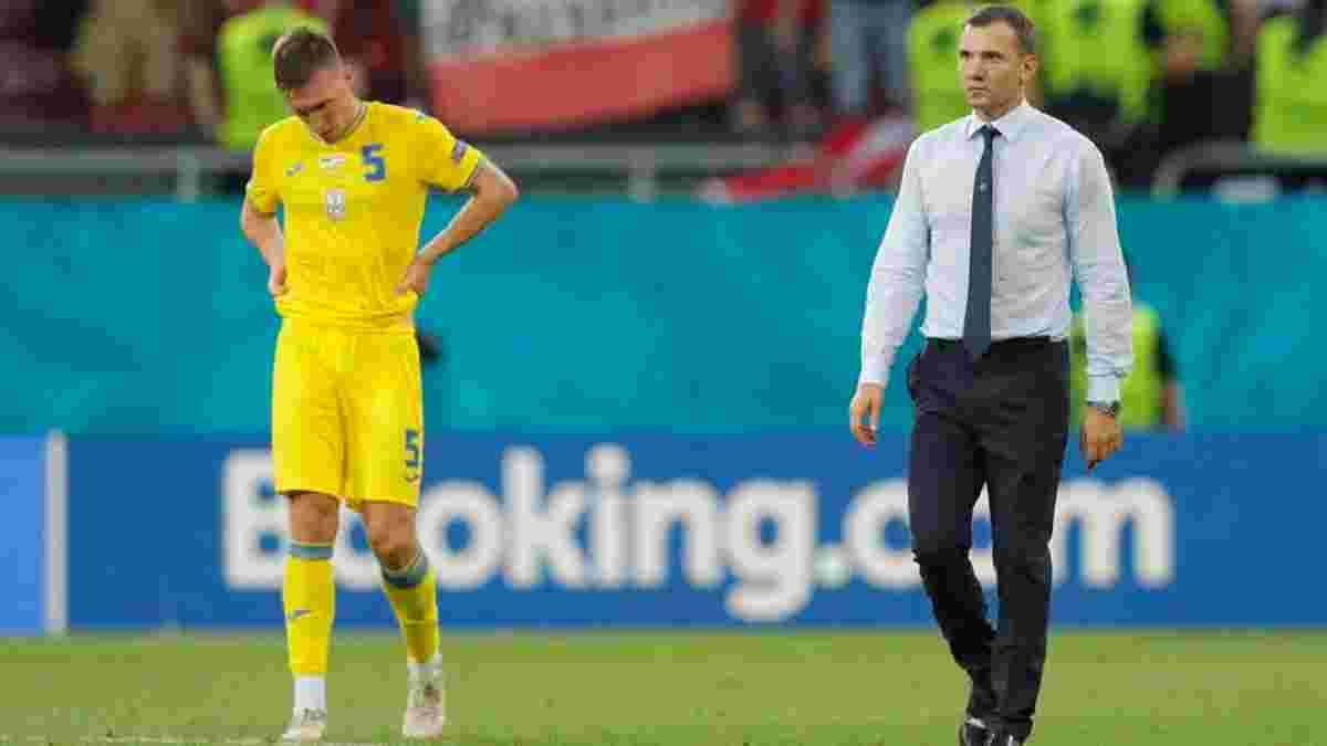 Белик: Если Украина не выйдет в плей-офф, я бы подал в отставку на месте Шевченко