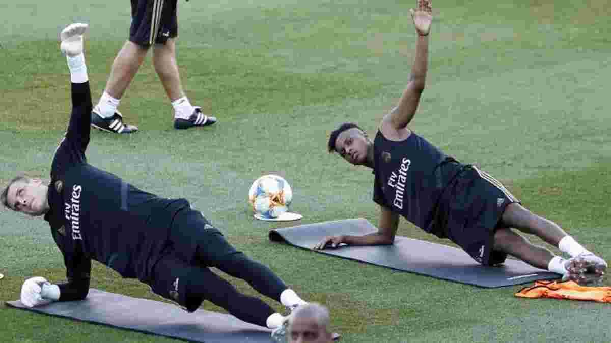 Реал начал летний сбор с новым тренером – в обойме Анчелотти 15 игроков, включая Лунина