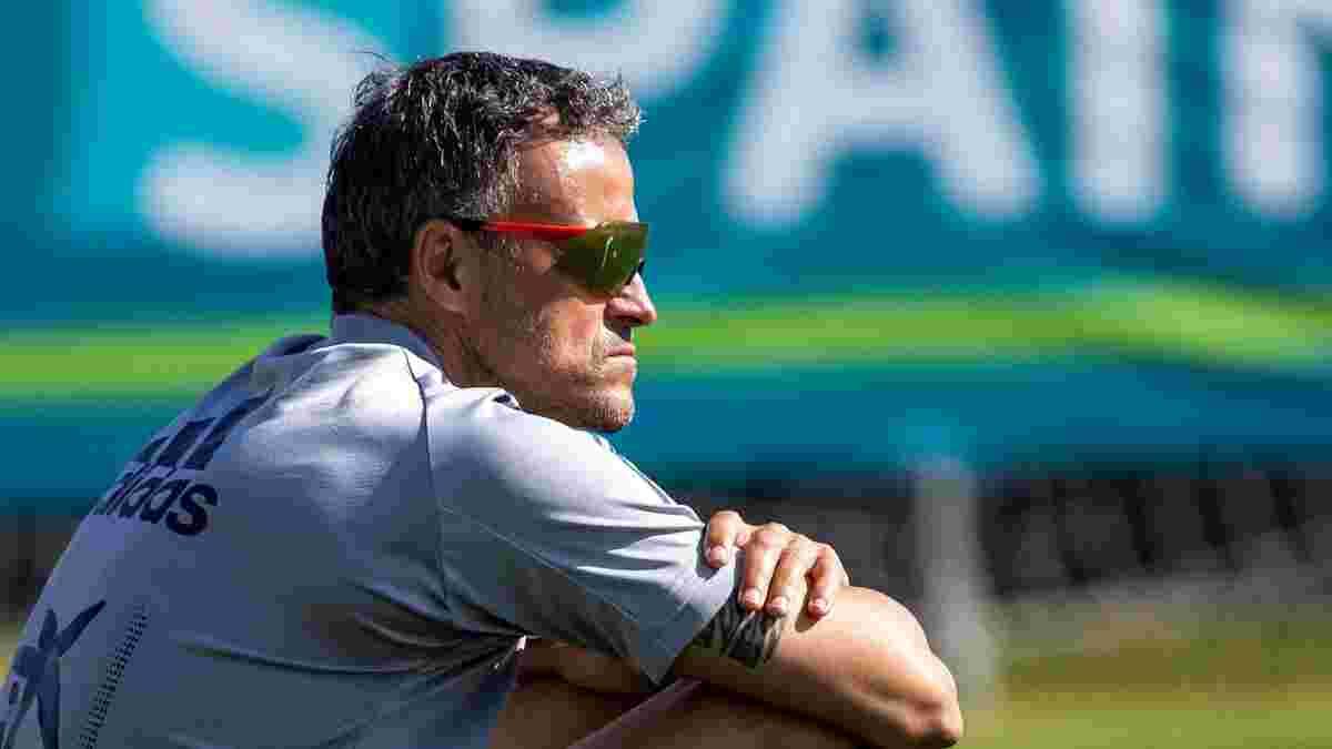 Луис Энрике ответил на вопрос об отставке с поста тренера сборной Испании