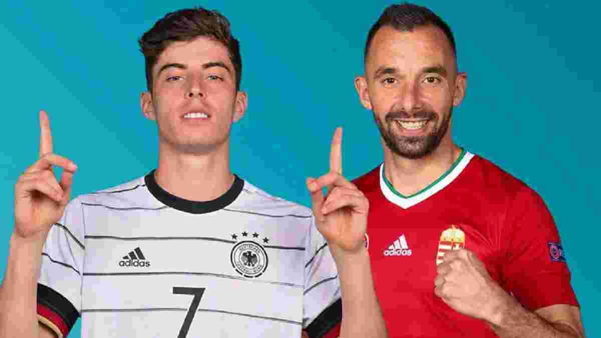 Германия – Венгрия: анонс матча Евро-2020