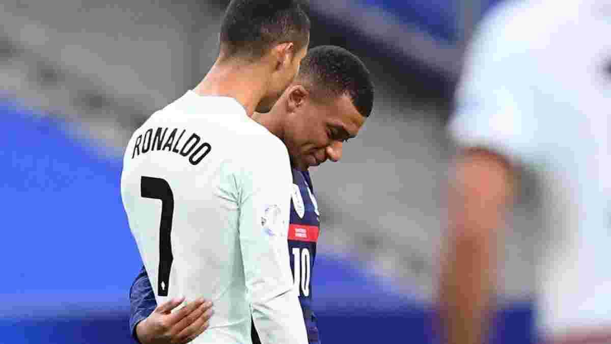 Индзаги сравнил игру Мбаппе и Роналду – экс-звезда Милана подчеркнул преимущества каждого из форвардов